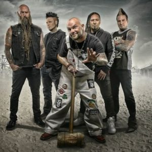 Five Finger Death Punch Contact Information