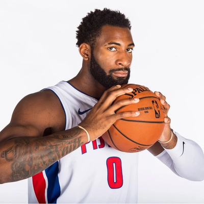 Andre Drummond Contact Information