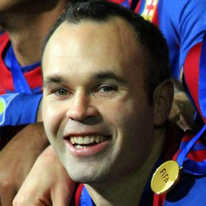 Andres Iniesta Contact Information