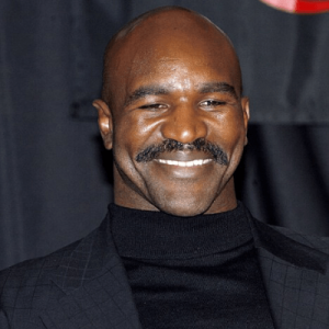 Evander Holyfield Contact Information