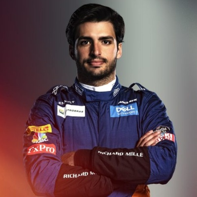 Carlos Sainz Jr. Contact Information