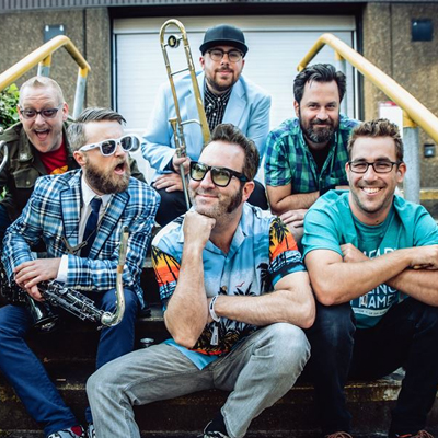 Reel Big Fish Contact Information