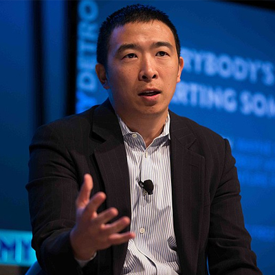 Andrew Yang Contact Information