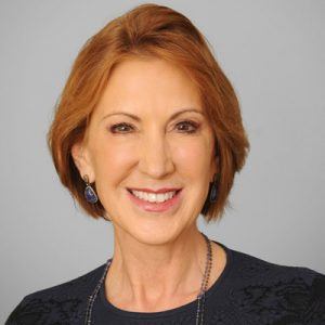Carly Fiorina Contact Information