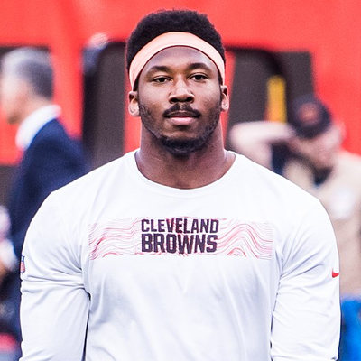 Myles Garrett Contact Information