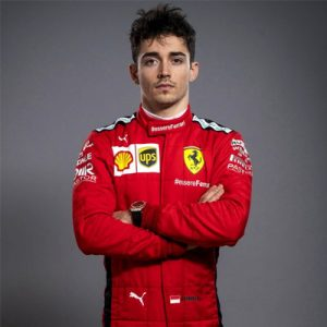 Charles Leclerc Contact Information