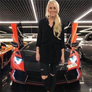 "Alexandra ""Supercar Blondie"" Hirschi"