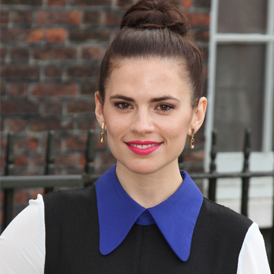 Hayley Atwell Contact information