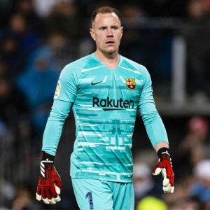 Marc-André ter Stegen Contact Information