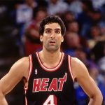 Rony Seikaly Contact Request